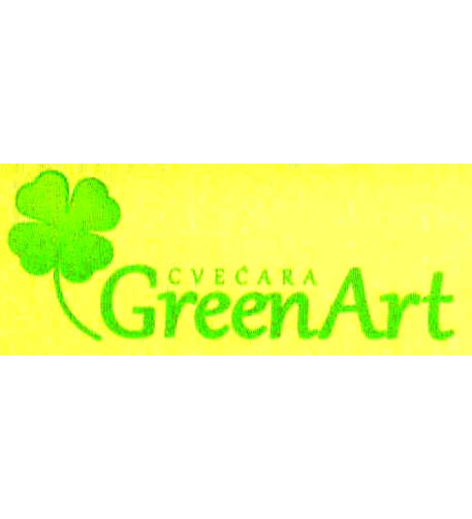 Green art   cvećara